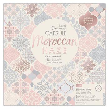 """6 x 6"""" Paper Pack (32pk) - Capsule - Moroccan Haze"""