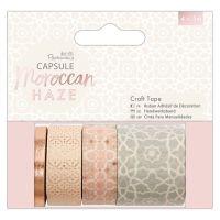 Craft Tape (4 x 5m) - Capsule - Moroccan Haze