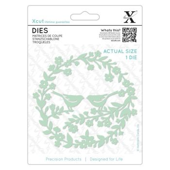 Dies (1pc) - Bird Wreath