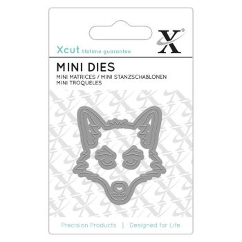 Mini Die - Fox Head