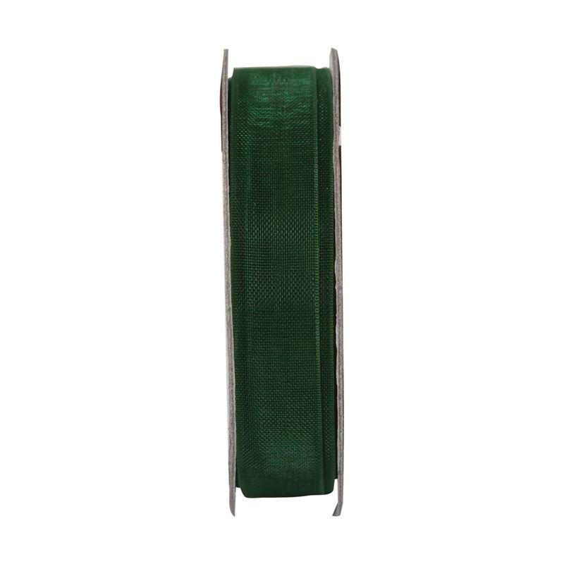 Everyday Ribbons 3m organza - Evergreen
