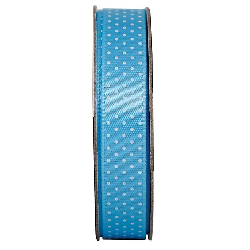 Everyday Ribbons 3m spotted - Soothing Blue
