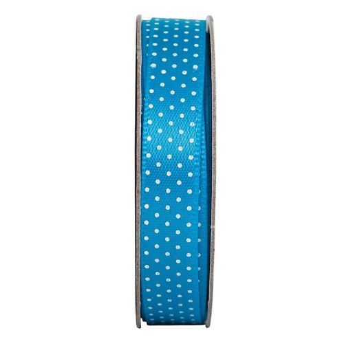 Everyday Ribbons 3m spotted - Turquoise