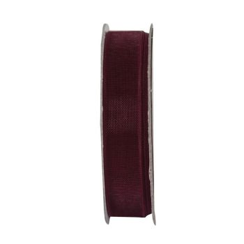Everyday Ribbon 3m - Organza - Cabernet
