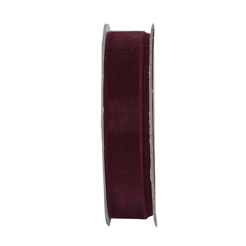 Everyday Ribbon 3m - Organza - Cabernet