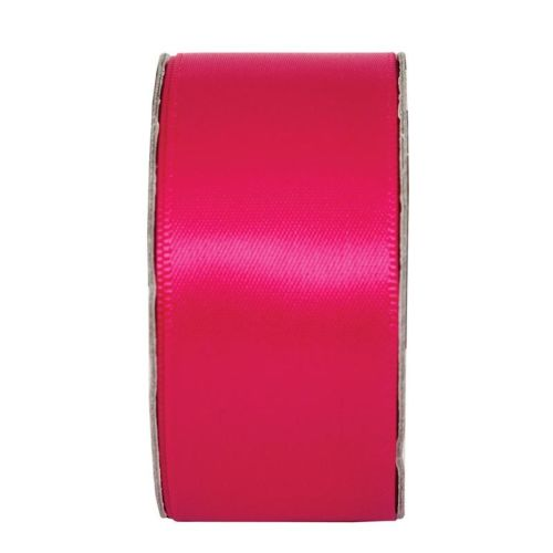 Everyday Ribbons 3m - Wide Satin - Fuchsia