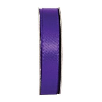 Everyday Ribbons 3m - Satin - Deep Purple