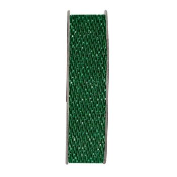 Everyday Ribbons 3m - Glitter Satin - Evergreen