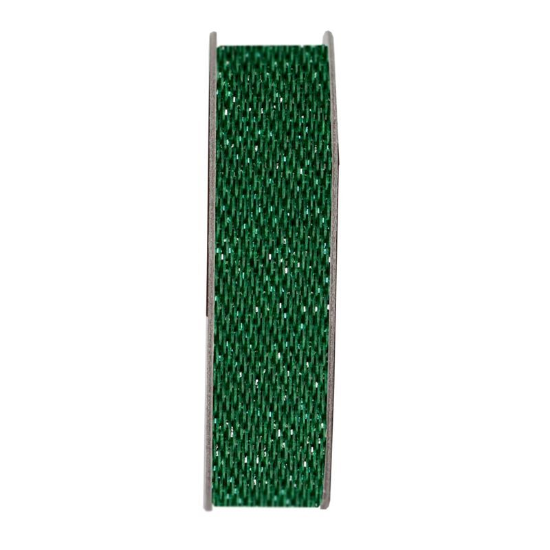 Everyday Ribbons 3m - Glitter Satin - Evergreen