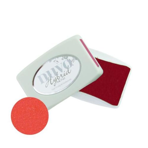 Nuvo - Ink Pads Poppy Red