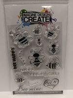 Bee Happy: IDC0127- A7 Stamp set