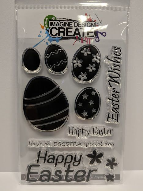 Easter Wishes - A6 stamp set