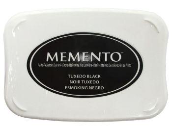 Memento Dye Ink Pad - Black