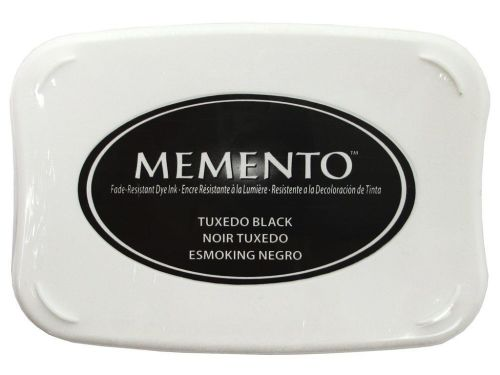 Memento Dye Ink Pad - Black