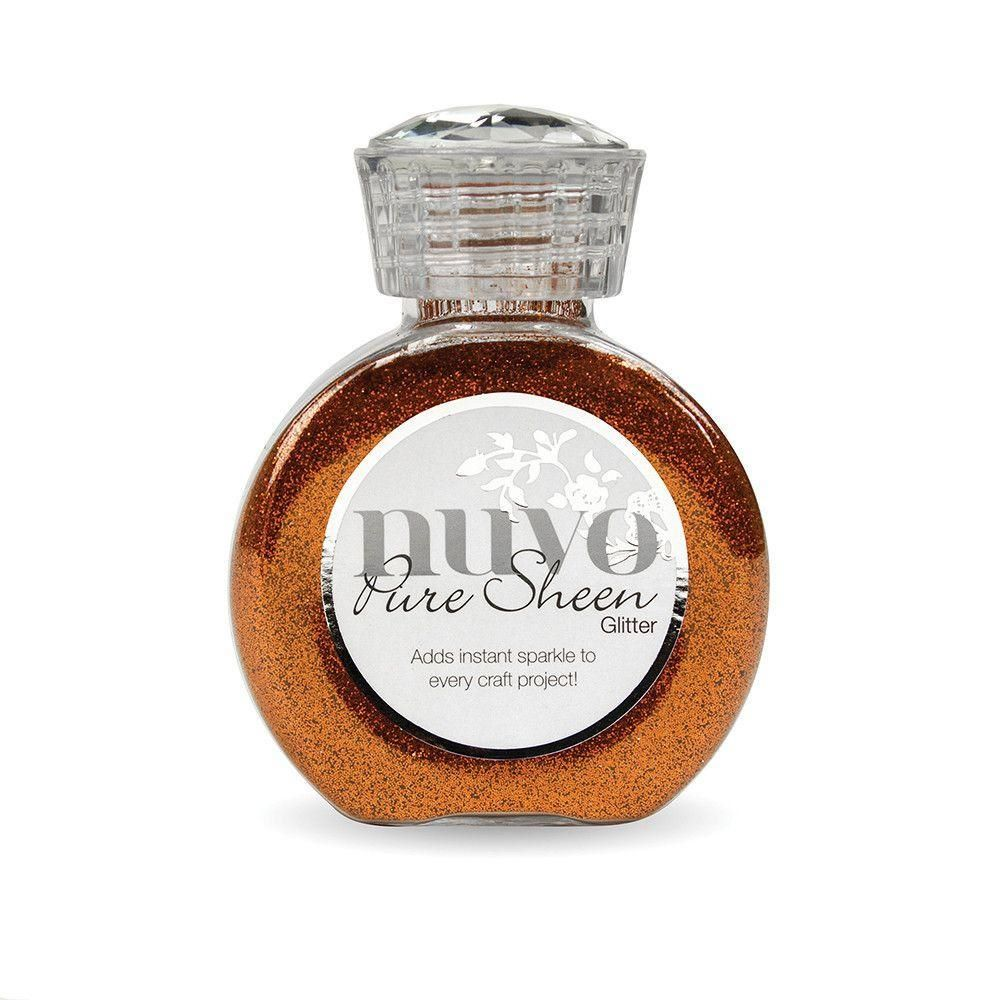 Pure Sheen Glitter - Spiced Apricot