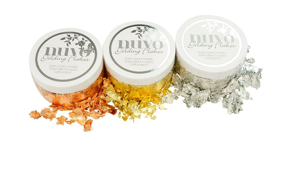 nuvo Gilding Flakes