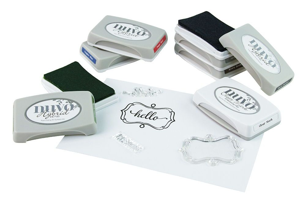 Nuvo Hybrid Ink Pads