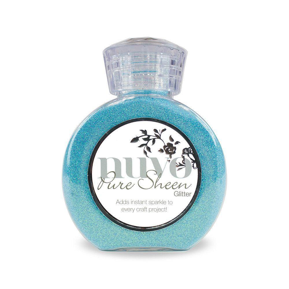 Pure Sheen Glitter - Aqua
