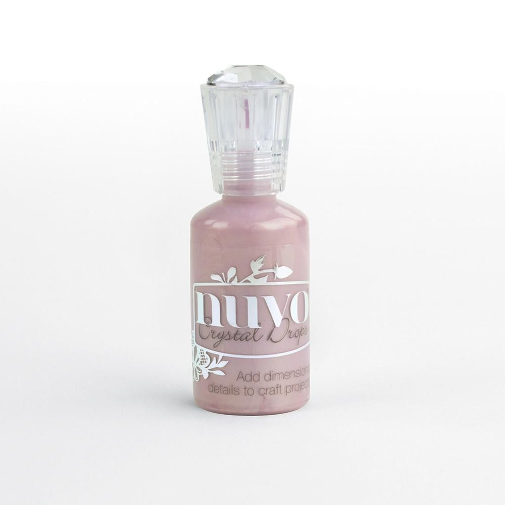 Nuvo Crystal Drops - Raspberry Pink
