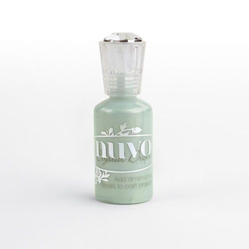 Nuvo Crystal Drops - Neptune Turqoise