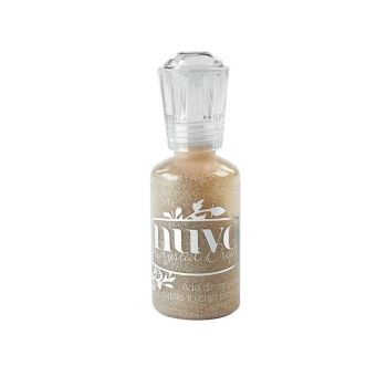Nuvo Glitter Drops- Honey Gold