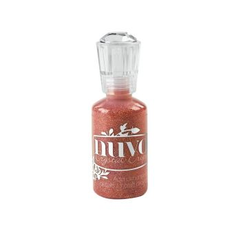 Nuvo Glitter Drops- Orange Soda