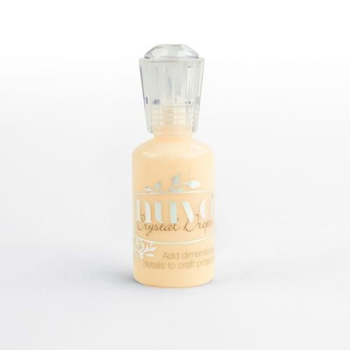 Nuvo Crystal Drops Gloss - Buttermilk