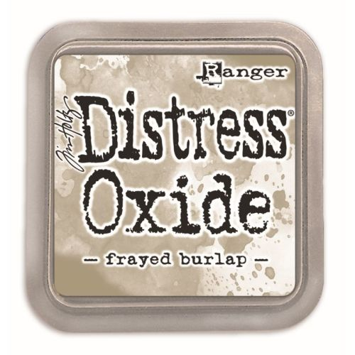 Frayed Burlap - Distress Oxide