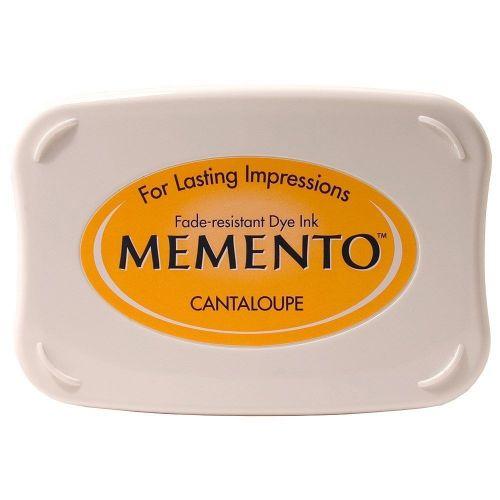 Memento Dye Ink Pad - Cantaloupe
