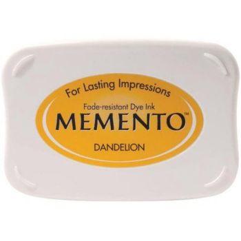 Memento Dye Ink Pad - Dandelion
