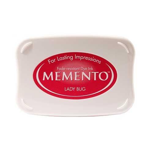 Memento Dye Ink Pad - Lady Bug