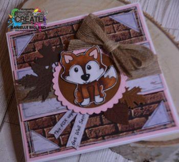 Finley fox card