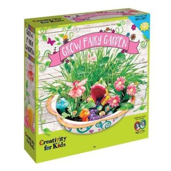 Craftivity Grow - Fairy Garden