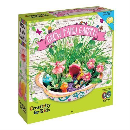 Craftivity Grow - Fairy Garden