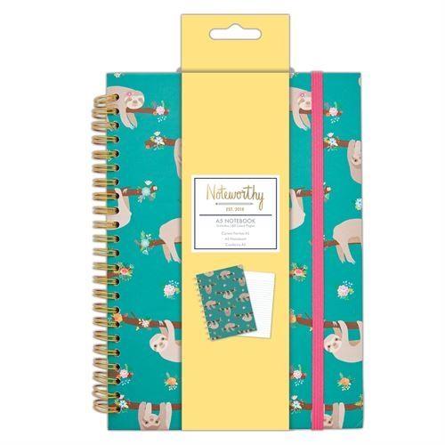 A5 Notebook - It's a Sloths life