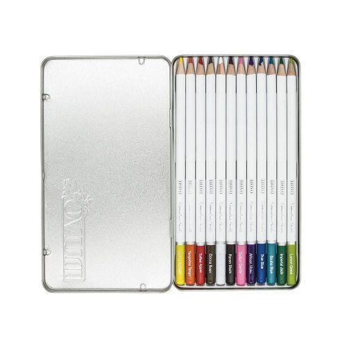 Watercolour Pencils - Nuvo - Brilliantly Vibrant