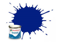 Humbrol 15 Midnight Blue Gloss - 14ml Enamel Paint