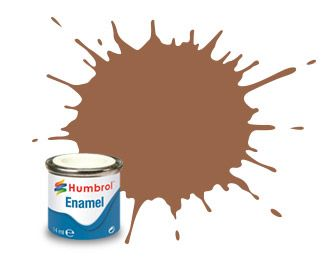 Humbrol 171 Antique Bronze Metallic - 14ml Enamel Paint