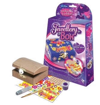 Jewellery Box Fun to do Kit