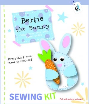 Bertie the Bunny Sewing Kit