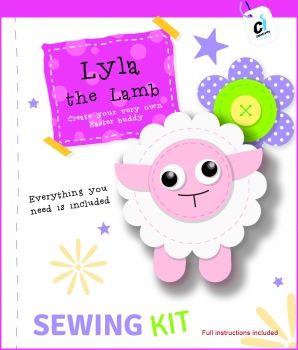 Lyla the Lamb Easter Kit