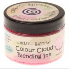 Colour Cloud Blending Ink- Frosted Blossom