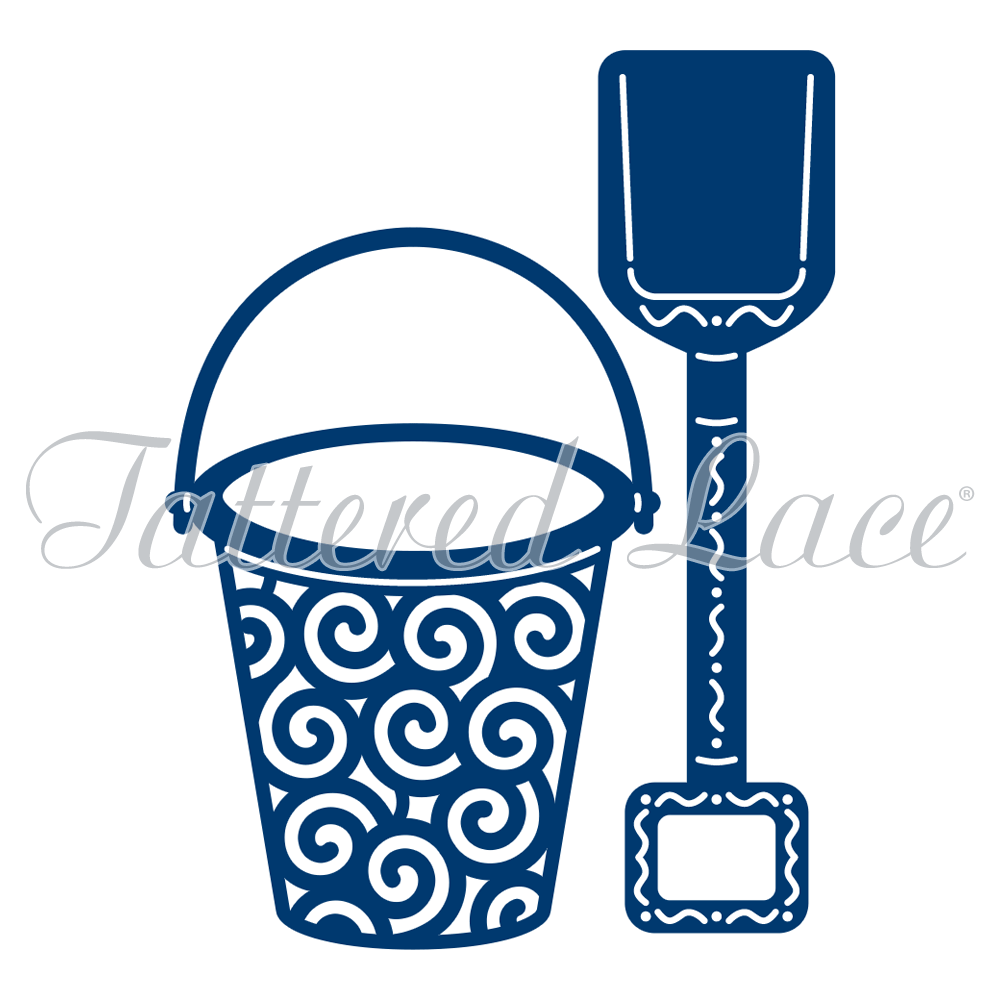 Tattered Lace - Bucket and Spade