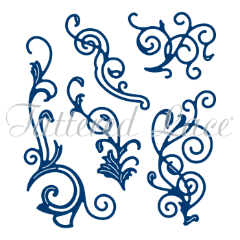 Tattered Lace - Charming Flourishes