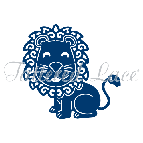 Tattered Lace - Lion