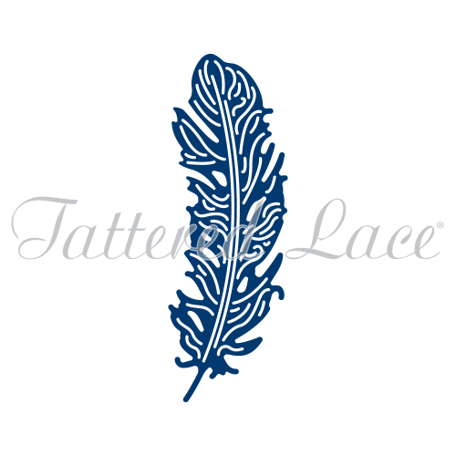 Tattered Lace - Oppulent Feather