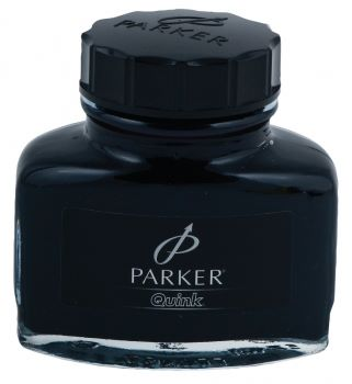 QUINK Ink Black Permanent 2oz 57cc Bottle