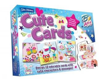 B-Arty Cute Cards Fun to do Kit