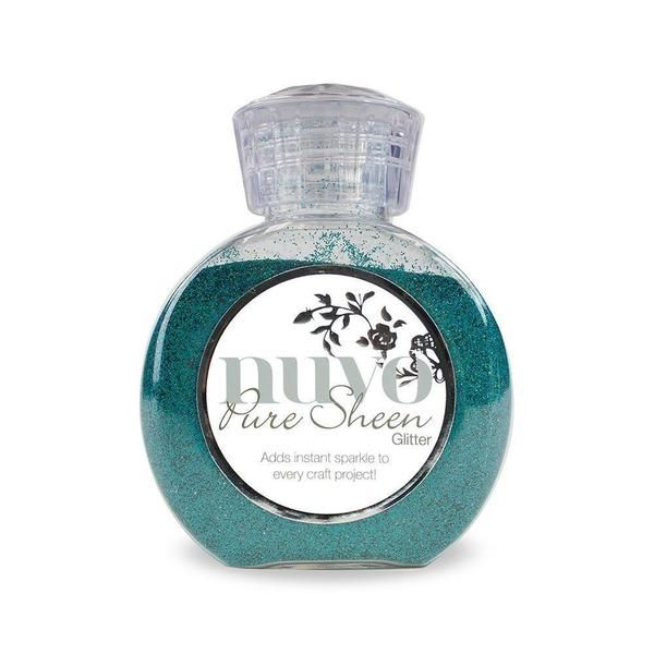Pure Sheen Glitter - Turquoise