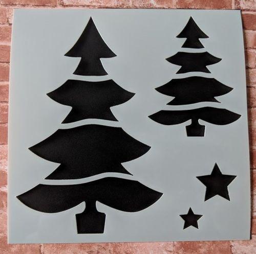 Festive Tree 6x6